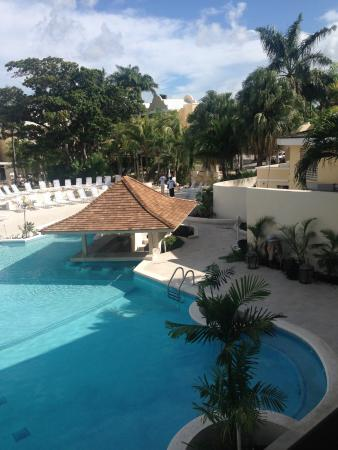 Sugar Bay Barbados Main Pool With Unfinished Bar