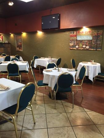 Portofino S Authentic Italian Restaurant Waco Menu Prices
