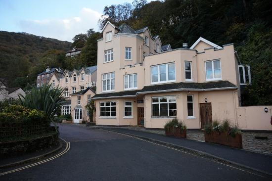 The Bath Hotel: Bath Hotel, Lynmouth