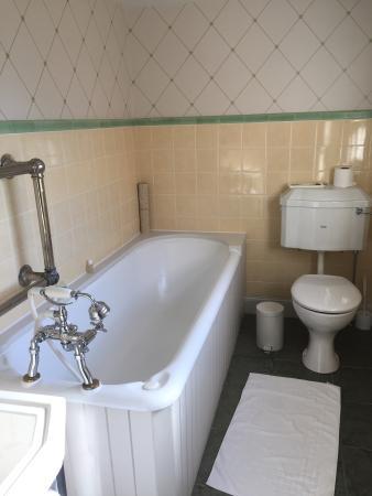 Carfraemill : Banheiro apartamento família