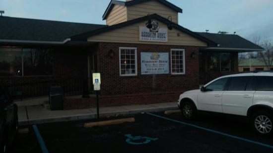 Mullica Hill, NJ: Harrison House Diner