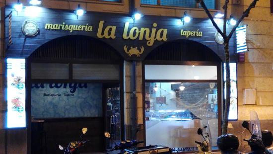 Marisqueria La Lonja