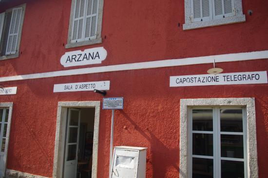 Gairo, Italy: Una tappa del percorso