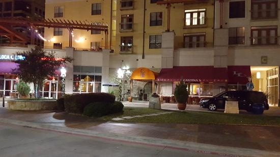 view of restaurant from across the street - picture of loca luna