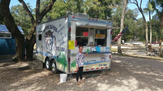 Crawfordville, Flórida: Cool Road Trip