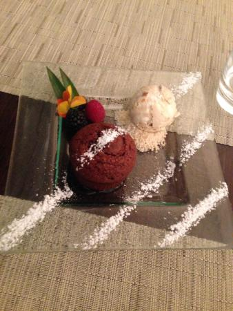 Starling Hotel Lausanne: dessert time !