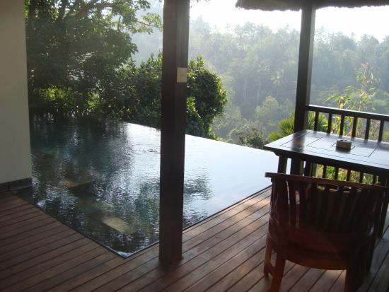 Hanging Gardens Of Bali: Our Private Infinity Pool (villa 22)