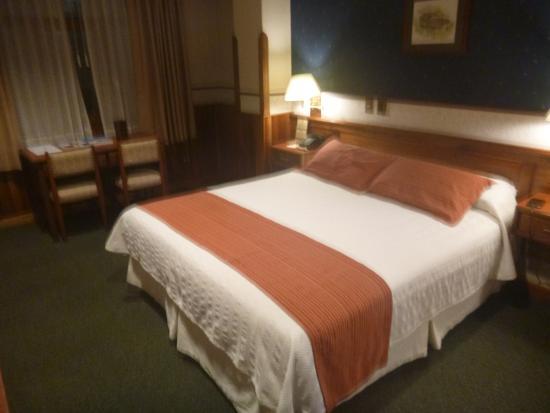Hotel Crespo: Habitación