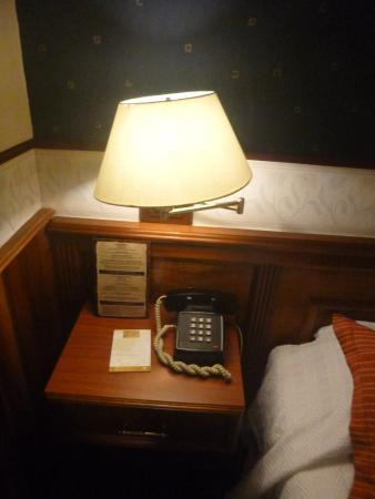 Hotel Crespo: Teléfono