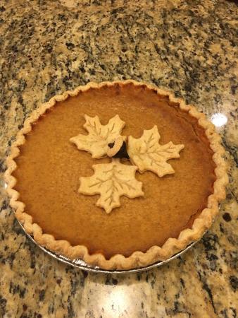 Cocoa Bites: Pumpkin and apples pies