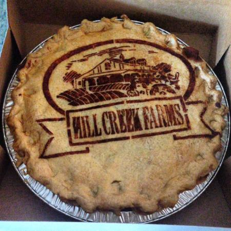 Mullica Hill, Nueva Jersey: Traditional Crust- Apple Pie