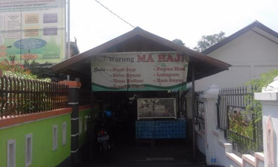 Warung Ma Haji