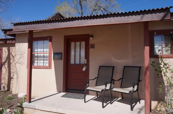 Ojo Caliente, Nowy Meksyk: North cottages