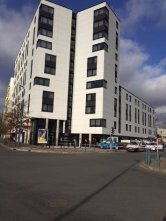 Appart 39 city paris bobigny voir les tarifs et avis for Prix appart city