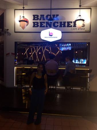 Backbenchers Cafe & Bar