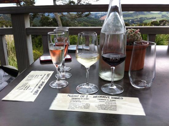 جزيرة واهيكي, نيوزيلندا: a sampling!!