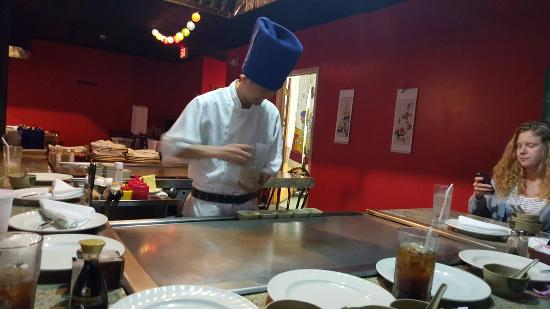 Koyo Japanese Steakhouse