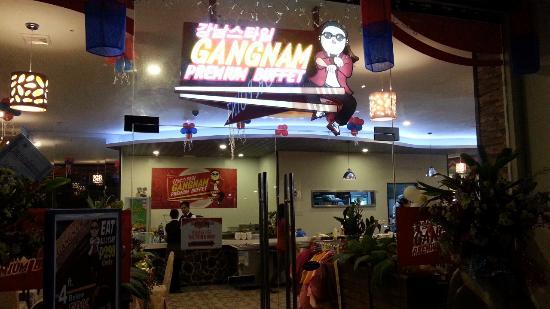 Gangam Premium Buffet