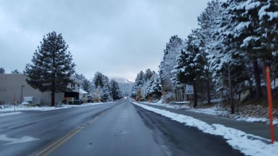 Sierra Lodge Bild