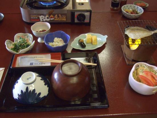 Itaya: 朝食