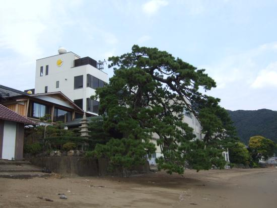 Itaya: 海岸から