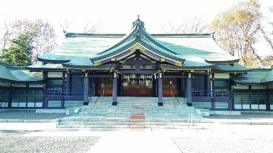 Sapporo Gokoku Shrine