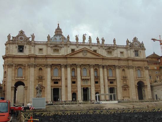 Vatican: hermoso