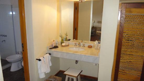 Las Terrazas Hotel Boutique: Baño