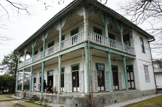 Jane's Mansion Western-style School