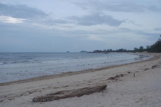 Tanjung Pandan, Индонезия: Pemandangan pantai