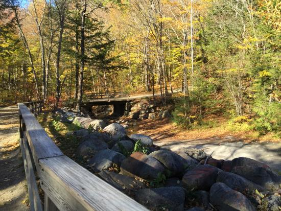 Franconia, Nueva Hampshire: The Path Continues
