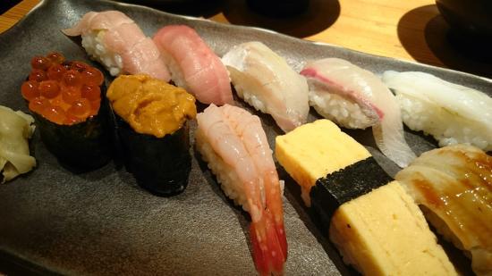 Sushi no Kyuzo Tennoji Mio