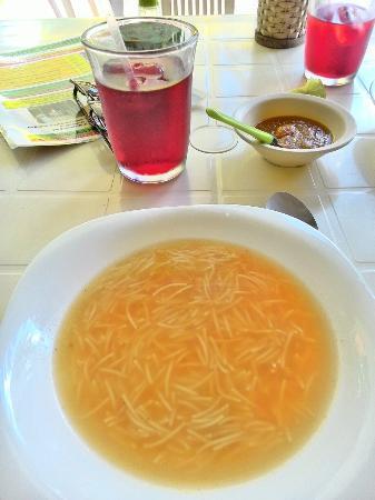 Comida Casera: Soup