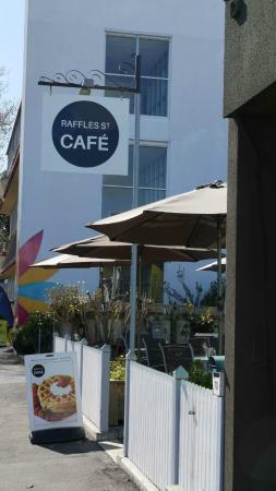 Raffles Street Cafe