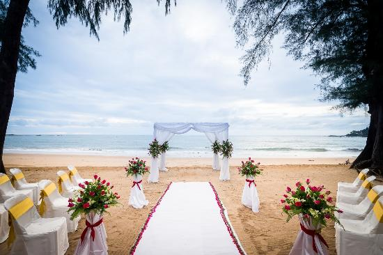 Khao Lak Emerald Beach Resort Spa Wedding Khaolak