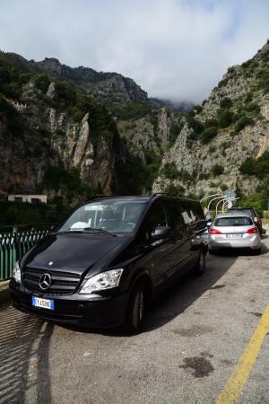 Amalfi Car Service Tours : Comfortable vehicles