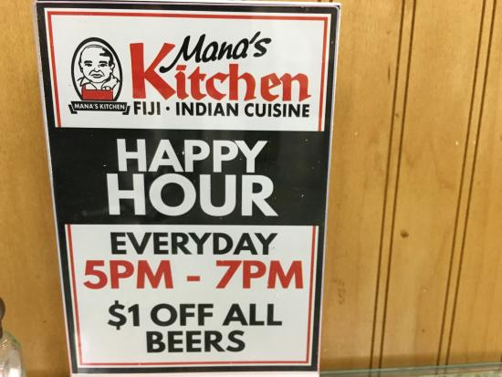 Modesto, Kalifornia: Happy Hour
