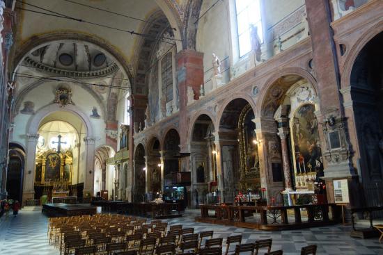 Chiesa di San Giacomo Maggiore. Bologna - Bild von Chiesa di San ...