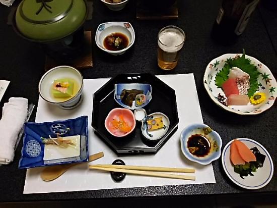 Unitopia Sasayama: 夕食