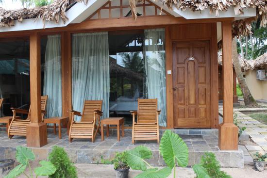 Radhanagar Beach Deluxe Sea View Cottages Of Havelock Island Resort