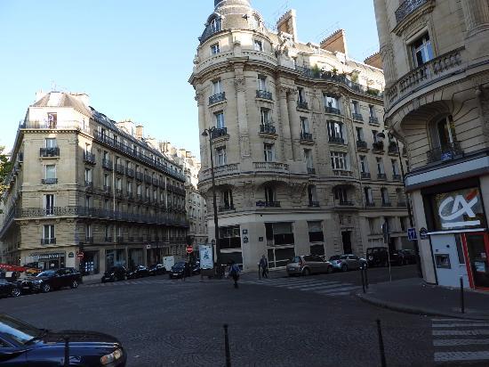 room 25 picture of centre ville etoile paris tripadvisor. Black Bedroom Furniture Sets. Home Design Ideas