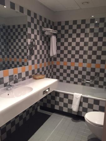 Daugirdas Hotel: Ванная комната