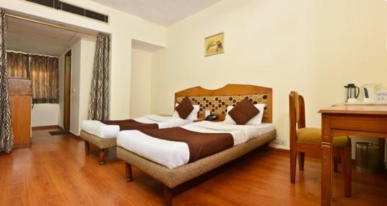 Hotel Gautam Deluxe: Executive Room