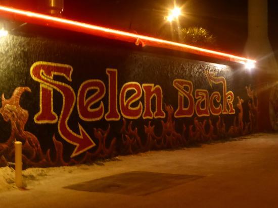 Helen Back Cafe Fort Walton Beach