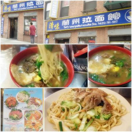 Tasty Hand-Pulled Noodle Inc. : tasty