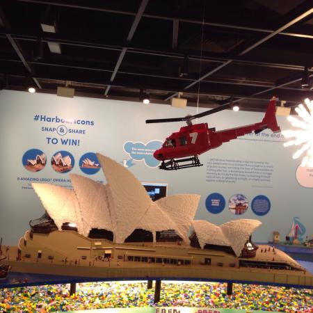 Museum of Sydney: Lego Exhibition