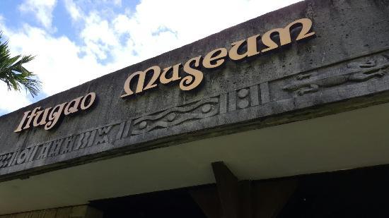 Cordillera Region, Filippinerna: Ifugao Museum