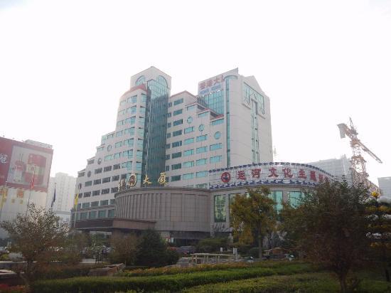 Hongkong Hotel: 外観