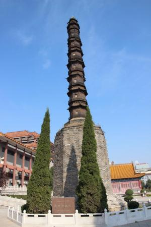 Chongjue Tample Tower