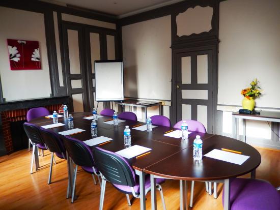 Kyriad Chalon Sur Saone Centre: Salle de Séminaire